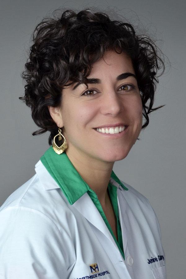 Jenine Ghani Gathany, PA-C